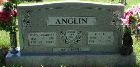 BRADLEY ANGLIN, DORIS - Baxter County, Arkansas | DORIS BRADLEY ANGLIN - Arkansas Gravestone Photos