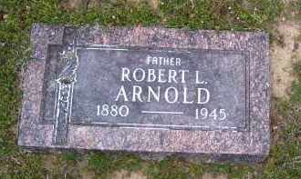 ARNOLD, ROBERT LEE - Baxter County, Arkansas | ROBERT LEE ARNOLD - Arkansas Gravestone Photos