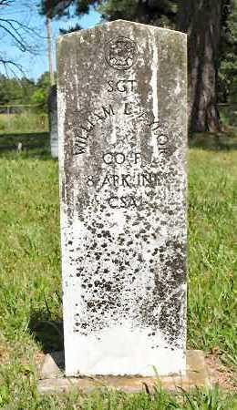 AYLOR  (VETERAN CSA), WILLIAM L. - Baxter County, Arkansas   WILLIAM L. AYLOR  (VETERAN CSA) - Arkansas Gravestone Photos