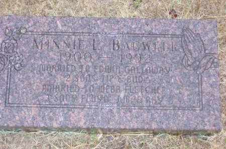 BRANSCUM, MINNIE LENORA - Baxter County, Arkansas | MINNIE LENORA BRANSCUM - Arkansas Gravestone Photos