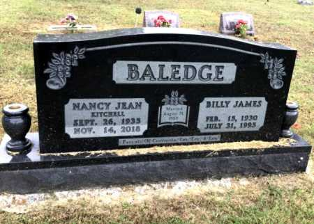 BALEDGE, BILLY JAMES - Baxter County, Arkansas | BILLY JAMES BALEDGE - Arkansas Gravestone Photos