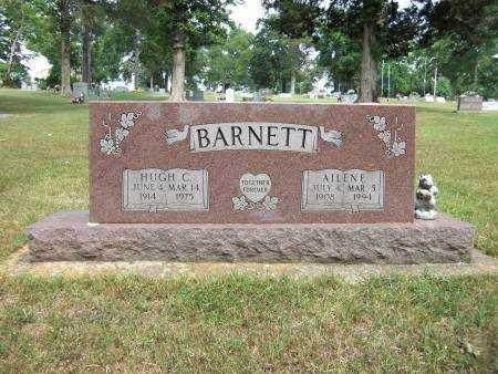 BARNETT, AILENE - Baxter County, Arkansas | AILENE BARNETT - Arkansas Gravestone Photos