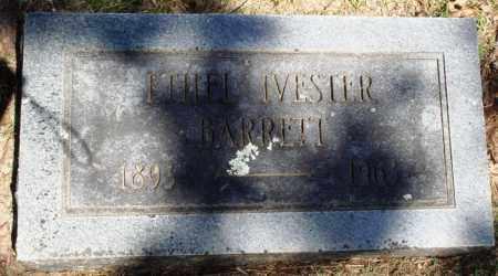 BARRETT, ETHEL - Baxter County, Arkansas | ETHEL BARRETT - Arkansas Gravestone Photos