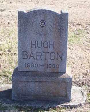 BARTON, HUGH - Baxter County, Arkansas   HUGH BARTON - Arkansas Gravestone Photos