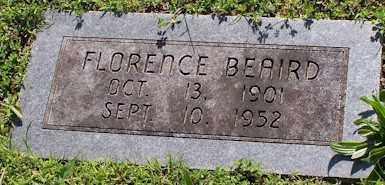 BEAIRD, FLORENCE - Baxter County, Arkansas | FLORENCE BEAIRD - Arkansas Gravestone Photos