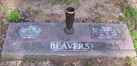 BEAVERS, ALBERT L. - Baxter County, Arkansas | ALBERT L. BEAVERS - Arkansas Gravestone Photos