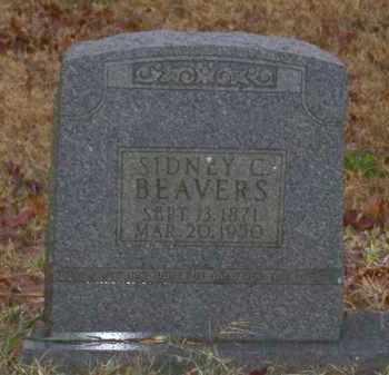 BEAVERS, SIDNEY C. - Baxter County, Arkansas | SIDNEY C. BEAVERS - Arkansas Gravestone Photos