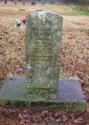 BEAVERS (VETERAN), WILLIAM THOMAS - Baxter County, Arkansas   WILLIAM THOMAS BEAVERS (VETERAN) - Arkansas Gravestone Photos