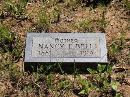 BELL, NANCY E. - Baxter County, Arkansas | NANCY E. BELL - Arkansas Gravestone Photos