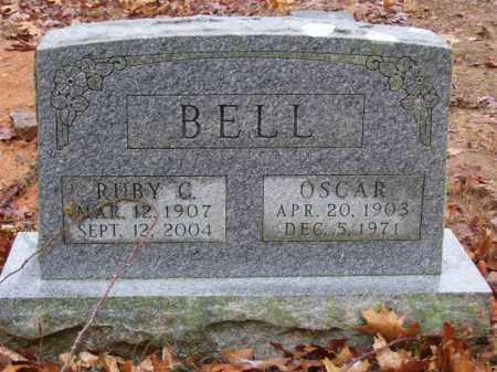BELL, OSCAR - Baxter County, Arkansas   OSCAR BELL - Arkansas Gravestone Photos