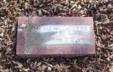BELL, SARAH CATHRINE - Baxter County, Arkansas | SARAH CATHRINE BELL - Arkansas Gravestone Photos