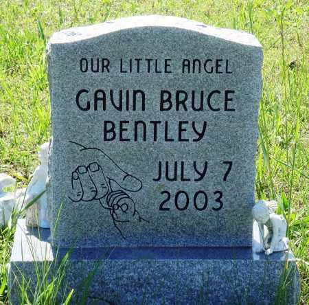 BENTLEY, GAVIN BRUCE - Baxter County, Arkansas | GAVIN BRUCE BENTLEY - Arkansas Gravestone Photos