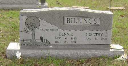 BILLINGS, BENNIE - Baxter County, Arkansas   BENNIE BILLINGS - Arkansas Gravestone Photos