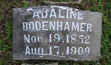 BODENHAMER, ADALINE - Baxter County, Arkansas | ADALINE BODENHAMER - Arkansas Gravestone Photos