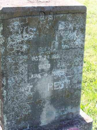 BOND, DR. CHARLES C - Baxter County, Arkansas | DR. CHARLES C BOND - Arkansas Gravestone Photos