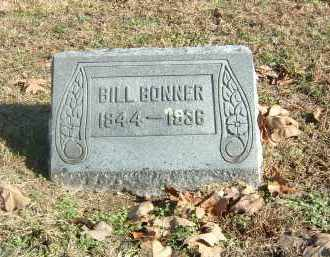 BONNER, BILL - Baxter County, Arkansas | BILL BONNER - Arkansas Gravestone Photos