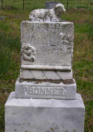 BONNER, IMA NELL - Baxter County, Arkansas   IMA NELL BONNER - Arkansas Gravestone Photos