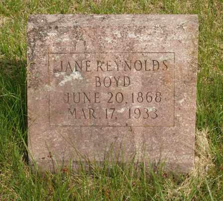 BOYD, JANE - Baxter County, Arkansas | JANE BOYD - Arkansas Gravestone Photos