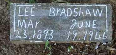 BRADSHAW, LEE - Baxter County, Arkansas   LEE BRADSHAW - Arkansas Gravestone Photos