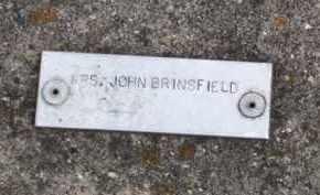 BRINSFIELD, MRS. JOHN - Baxter County, Arkansas   MRS. JOHN BRINSFIELD - Arkansas Gravestone Photos