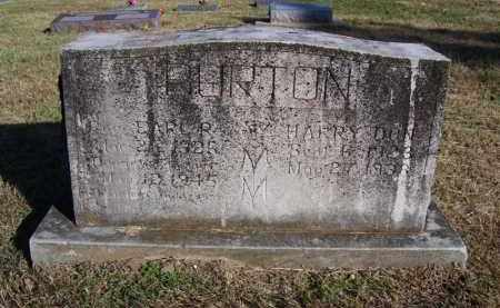 BURTON, HARRY DON (OBIT) - Baxter County, Arkansas | HARRY DON (OBIT) BURTON - Arkansas Gravestone Photos