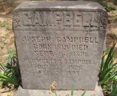 CAMPBELL, PERMELIA A. - Baxter County, Arkansas | PERMELIA A. CAMPBELL - Arkansas Gravestone Photos
