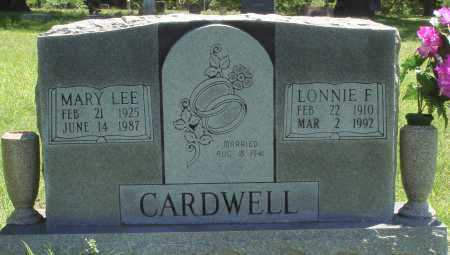 CARDWELL, MARY LEE - Baxter County, Arkansas | MARY LEE CARDWELL - Arkansas Gravestone Photos