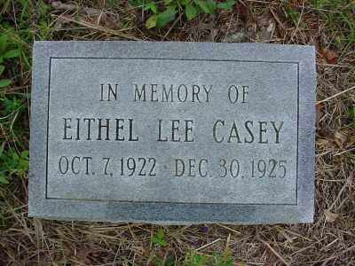 CASEY, EITHEL LEE - Baxter County, Arkansas | EITHEL LEE CASEY - Arkansas Gravestone Photos