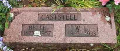 CASTSTEEL, ARIZONA BELLE - Baxter County, Arkansas | ARIZONA BELLE CASTSTEEL - Arkansas Gravestone Photos