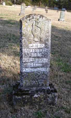 CASTSTEEL, J. H. P. - Baxter County, Arkansas | J. H. P. CASTSTEEL - Arkansas Gravestone Photos