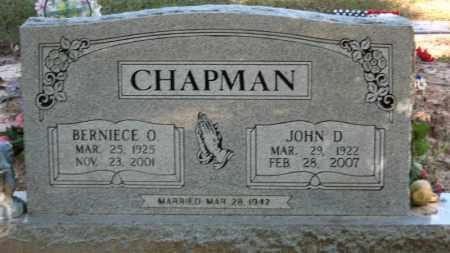 WHITE CHAPMAN, BERNIECE O. - Baxter County, Arkansas | BERNIECE O. WHITE CHAPMAN - Arkansas Gravestone Photos