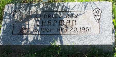 CHAPMAN, CHARLES RAY - Baxter County, Arkansas | CHARLES RAY CHAPMAN - Arkansas Gravestone Photos