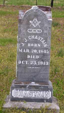 CHASTAIN, JOE J - Baxter County, Arkansas   JOE J CHASTAIN - Arkansas Gravestone Photos