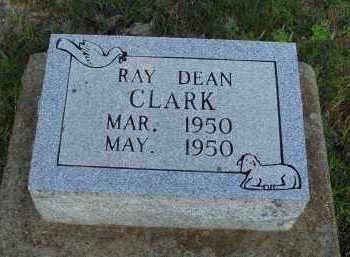 CLARK, RAY DEAN - Baxter County, Arkansas   RAY DEAN CLARK - Arkansas Gravestone Photos
