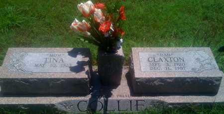 COLLIE, CLAXTON (2) - Baxter County, Arkansas | CLAXTON (2) COLLIE - Arkansas Gravestone Photos