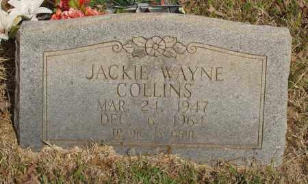 COLLINS, JACKIE WAYNE - Baxter County, Arkansas | JACKIE WAYNE COLLINS - Arkansas Gravestone Photos