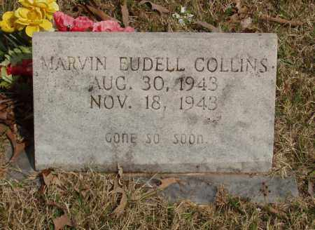 COLLINS, MARVIN EUDELL - Baxter County, Arkansas   MARVIN EUDELL COLLINS - Arkansas Gravestone Photos