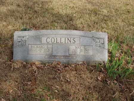 COLLINS, MAY C - Baxter County, Arkansas | MAY C COLLINS - Arkansas Gravestone Photos