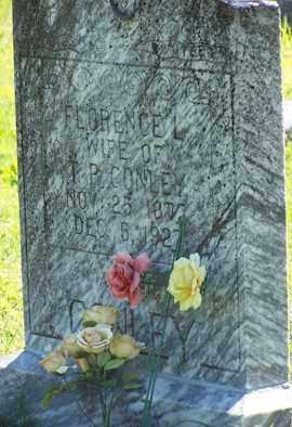 CONLEY, FLORENCE L - Baxter County, Arkansas | FLORENCE L CONLEY - Arkansas Gravestone Photos