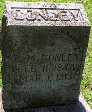 CONLEY, G. M. - Baxter County, Arkansas | G. M. CONLEY - Arkansas Gravestone Photos