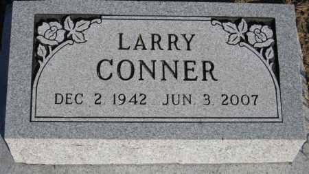 CONNER, LARRY - Baxter County, Arkansas | LARRY CONNER - Arkansas Gravestone Photos