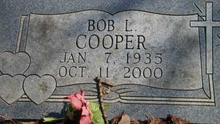 COOPER, BOB L - Baxter County, Arkansas | BOB L COOPER - Arkansas Gravestone Photos