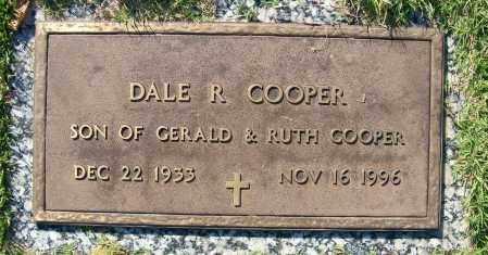 COOPER, DALE R. - Baxter County, Arkansas | DALE R. COOPER - Arkansas Gravestone Photos