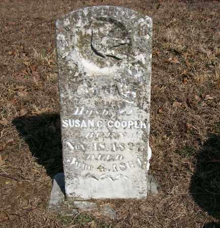 COOPER, G W - Baxter County, Arkansas   G W COOPER - Arkansas Gravestone Photos