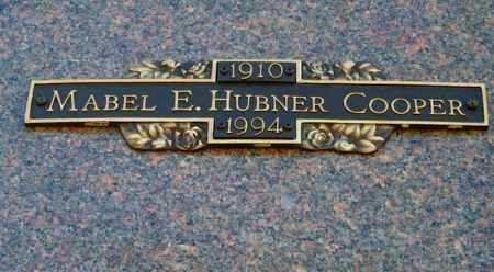 COOPER, MABEL E. - Baxter County, Arkansas | MABEL E. COOPER - Arkansas Gravestone Photos