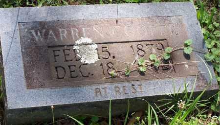 COOPER, WARREN - Baxter County, Arkansas | WARREN COOPER - Arkansas Gravestone Photos