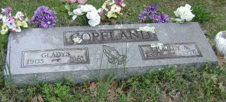 COPELAND, CHARLEY A. - Baxter County, Arkansas | CHARLEY A. COPELAND - Arkansas Gravestone Photos