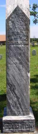 COVENTON, MARY JANE - Baxter County, Arkansas | MARY JANE COVENTON - Arkansas Gravestone Photos