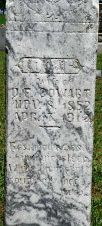 COWART, IDA E - Baxter County, Arkansas   IDA E COWART - Arkansas Gravestone Photos