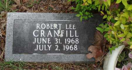 CRANFILL, ROBERT LEE - Baxter County, Arkansas | ROBERT LEE CRANFILL - Arkansas Gravestone Photos